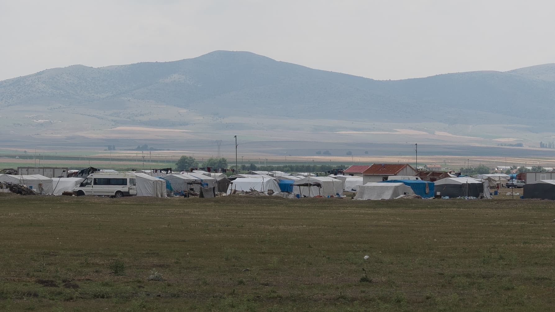 refugee camps in turkey