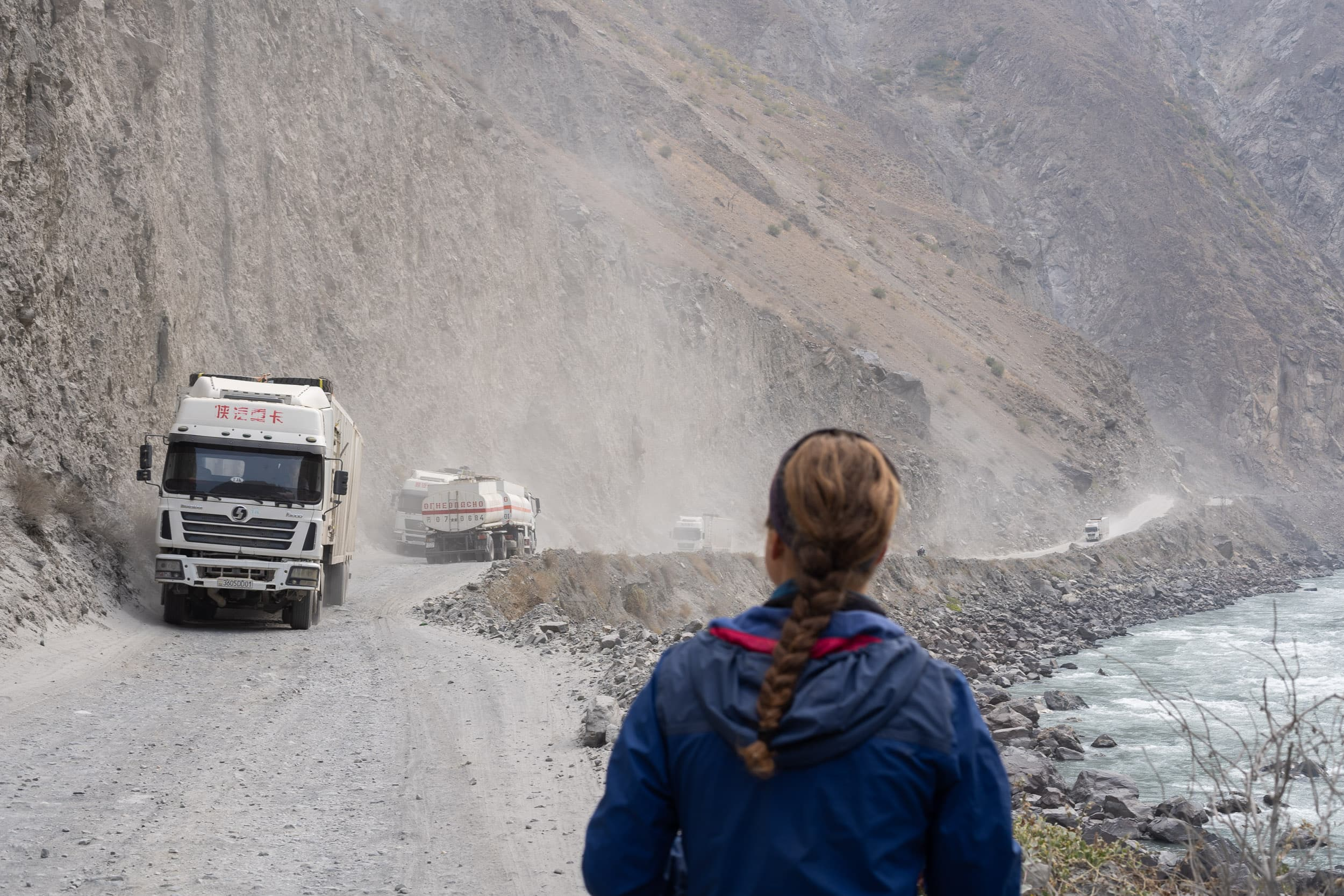 Busy M41 Pamirs
