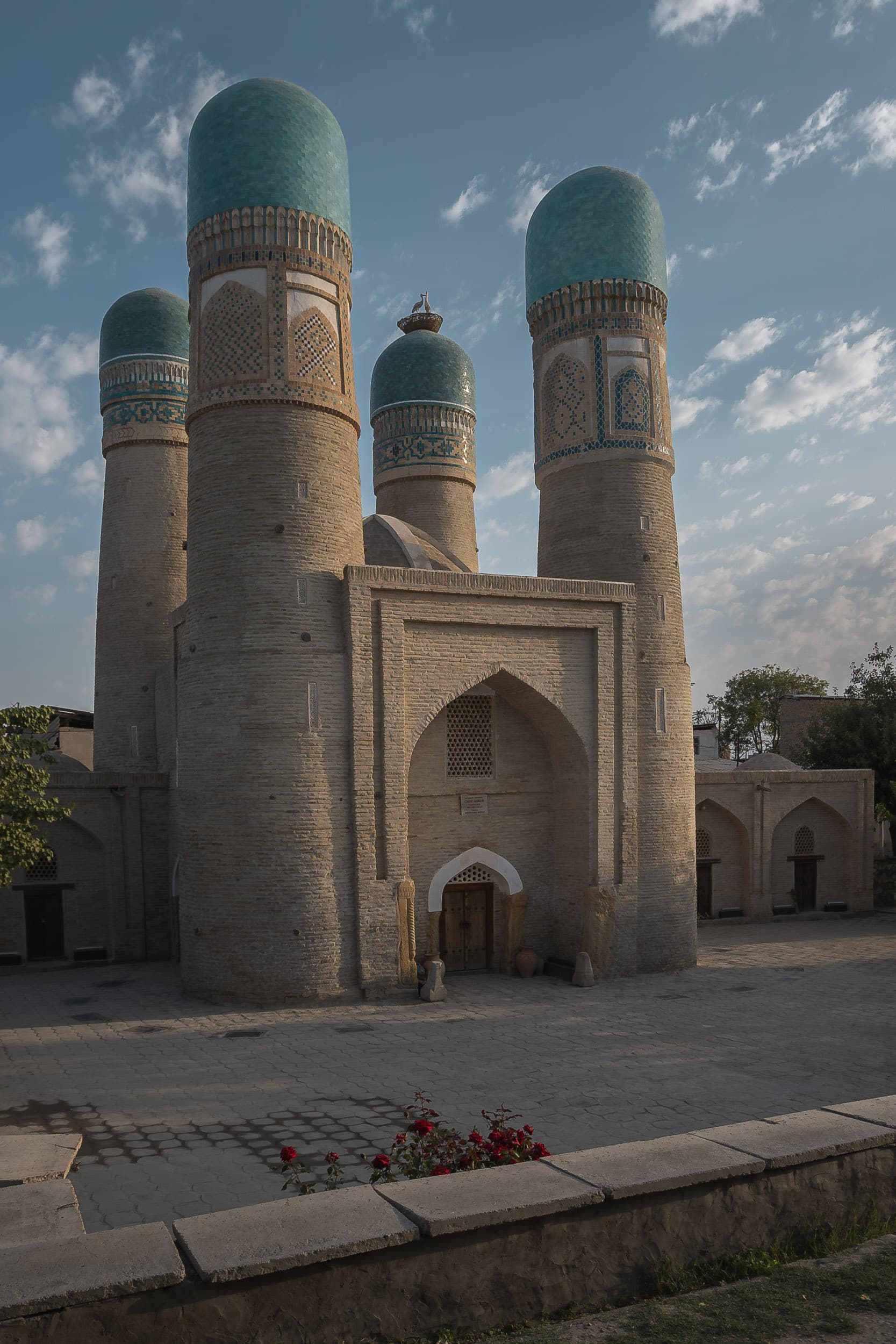 Chor Minor Bukhara