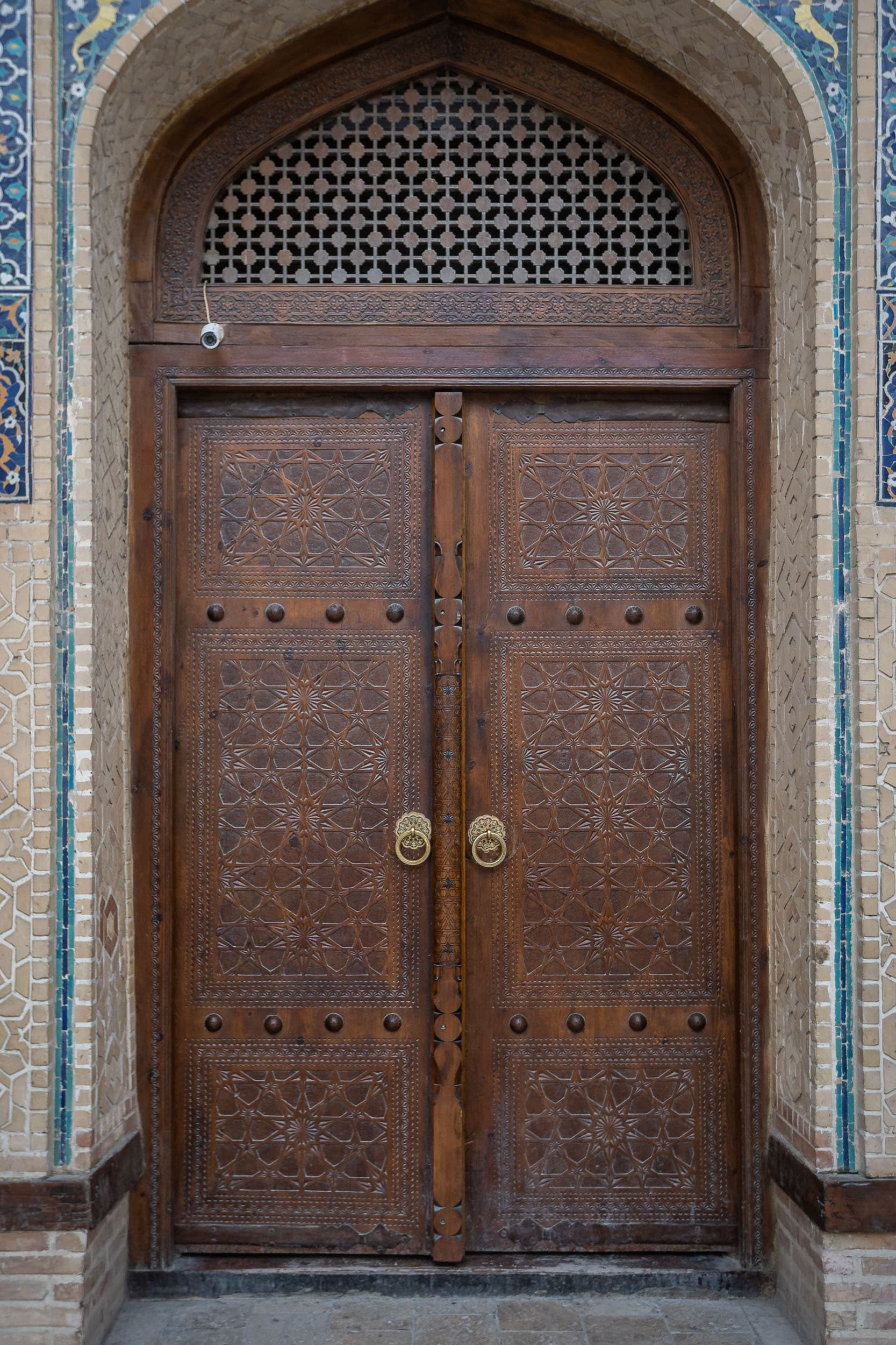 doors of Bukhara