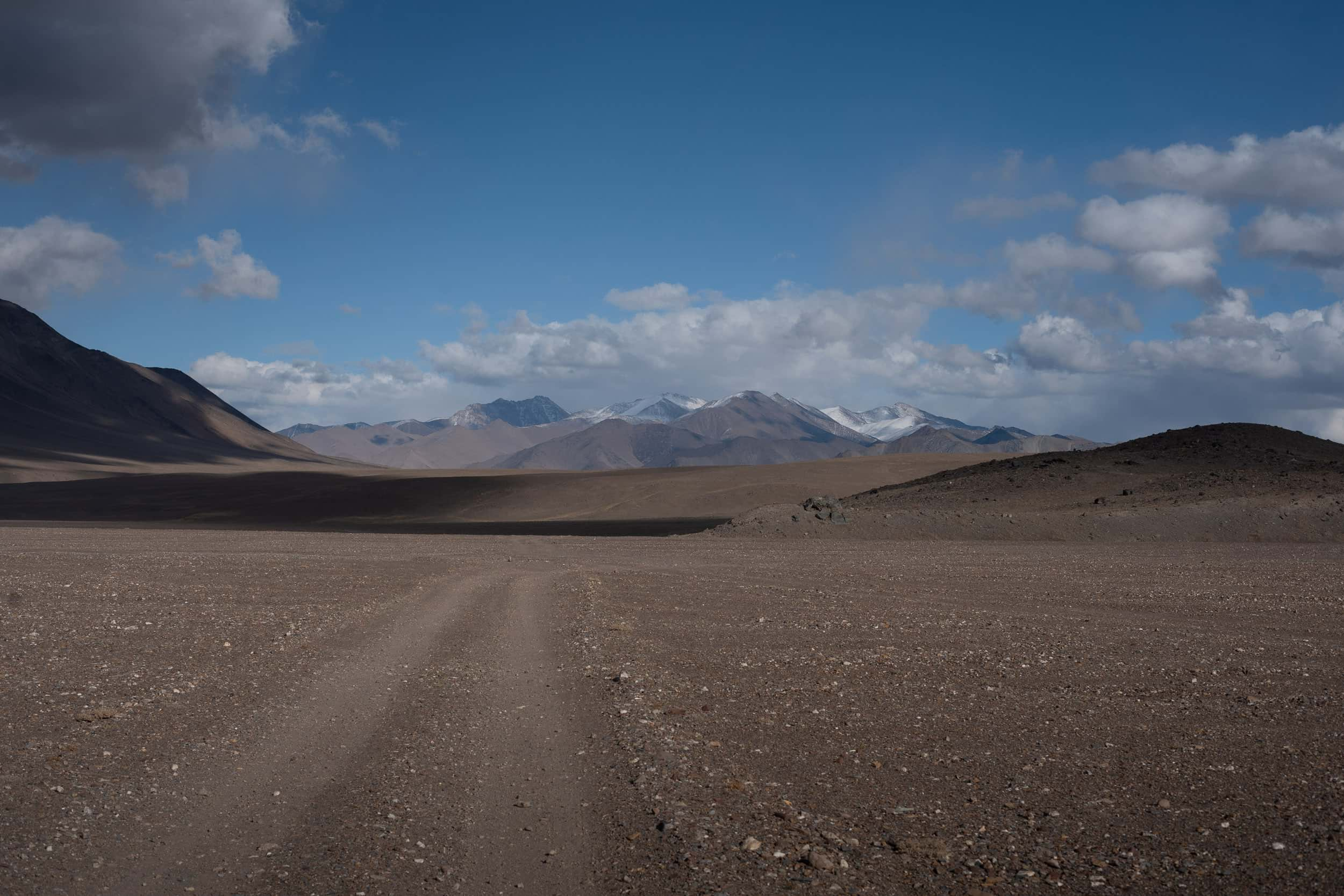 Pamir Plateau views