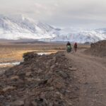 Bicycle touring Pamir Plateau Tadjikistan