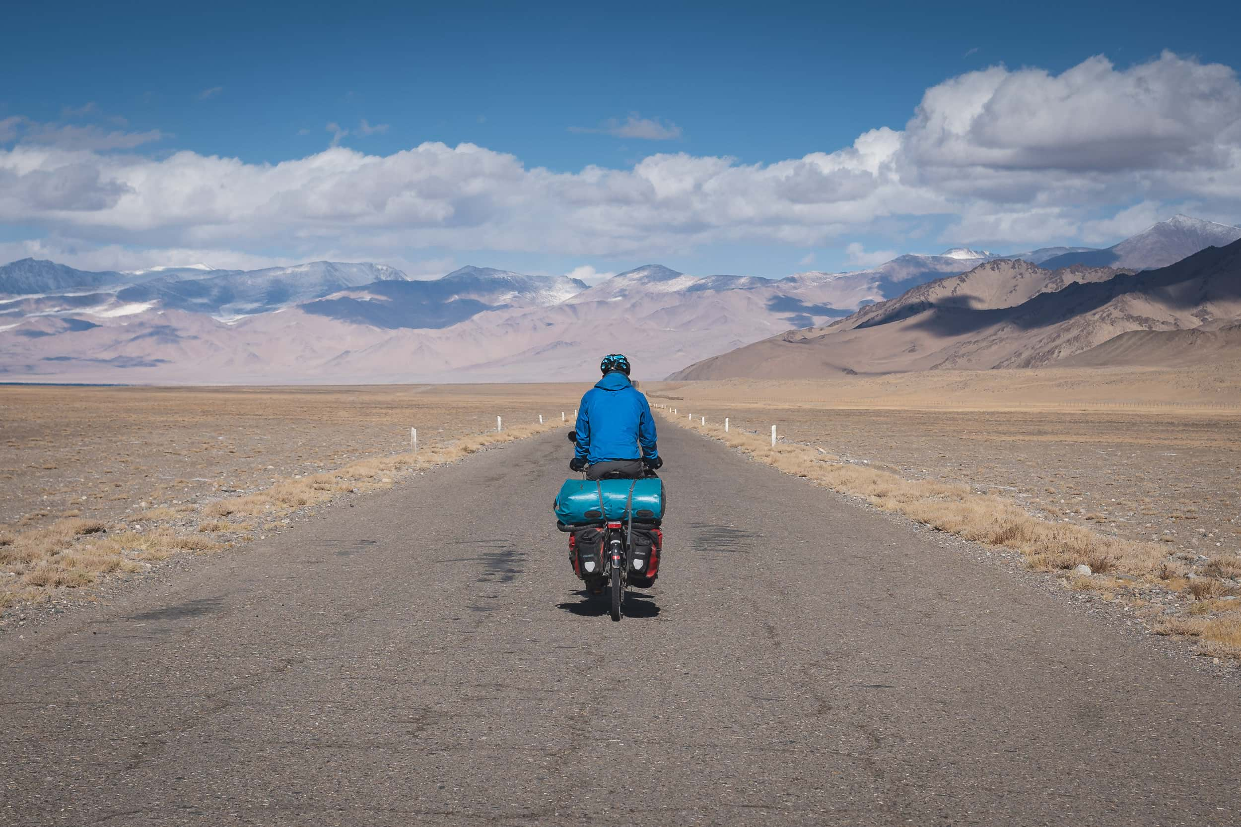 cycling Pamir Highway M41
