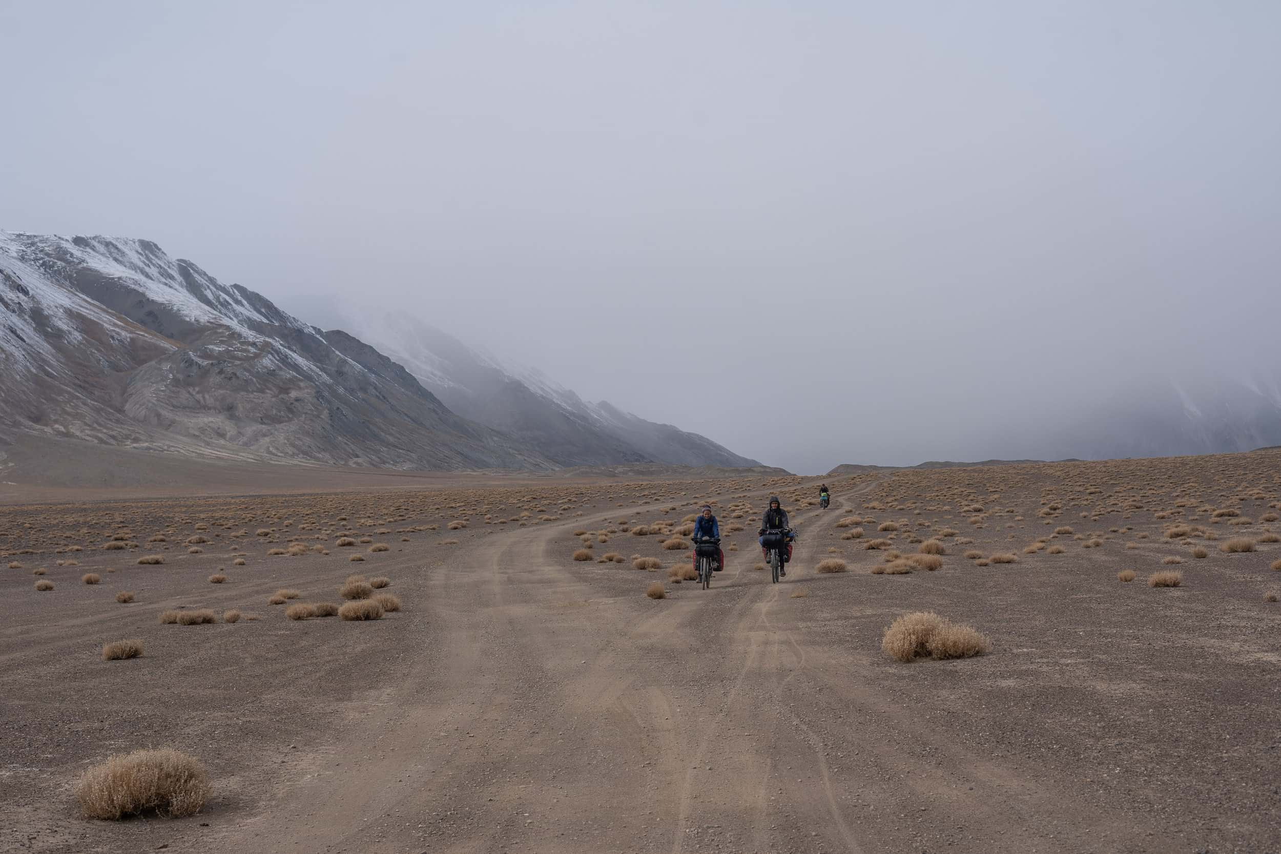 cycling the Pamir Plateau