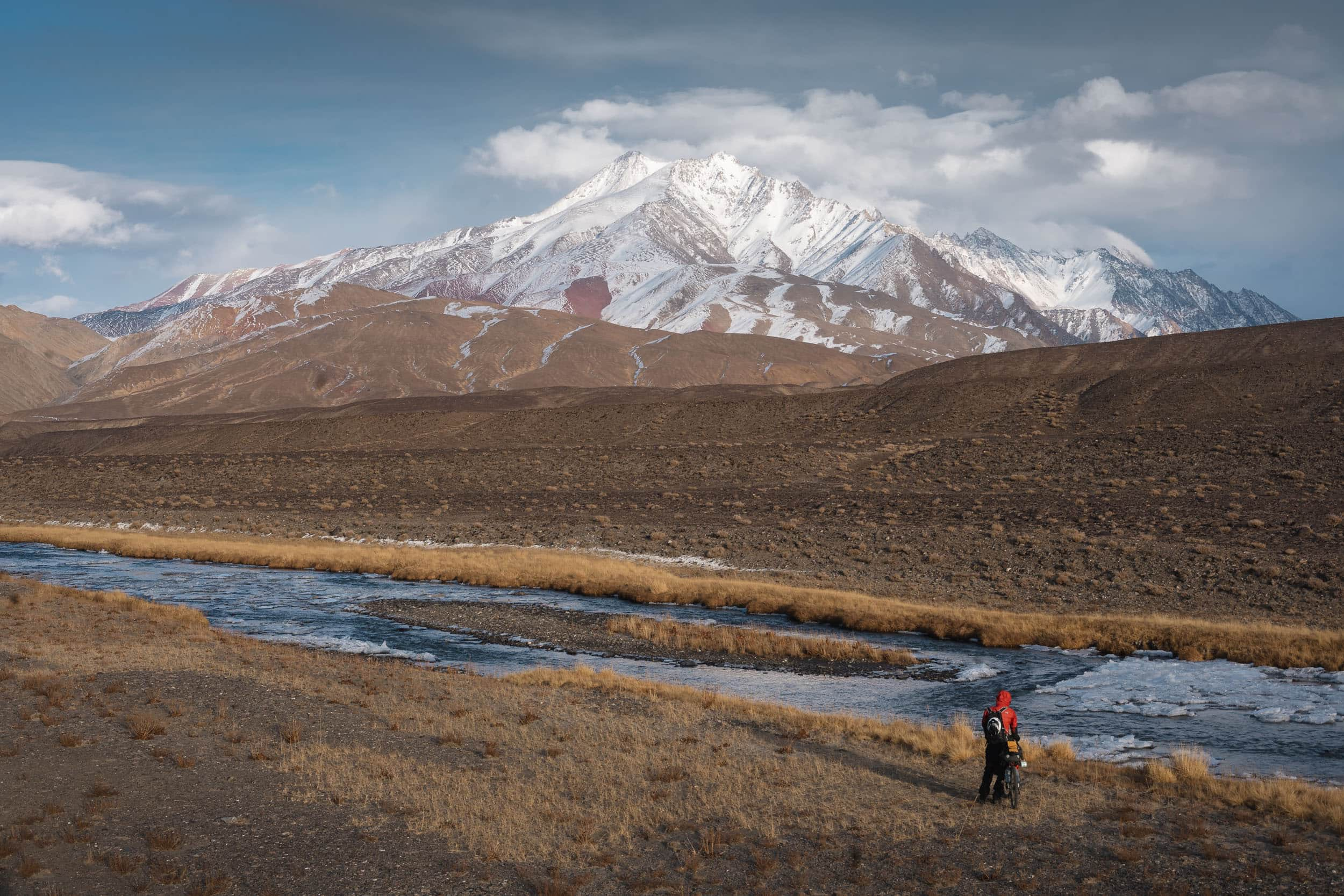 Pamir Mountain adventure