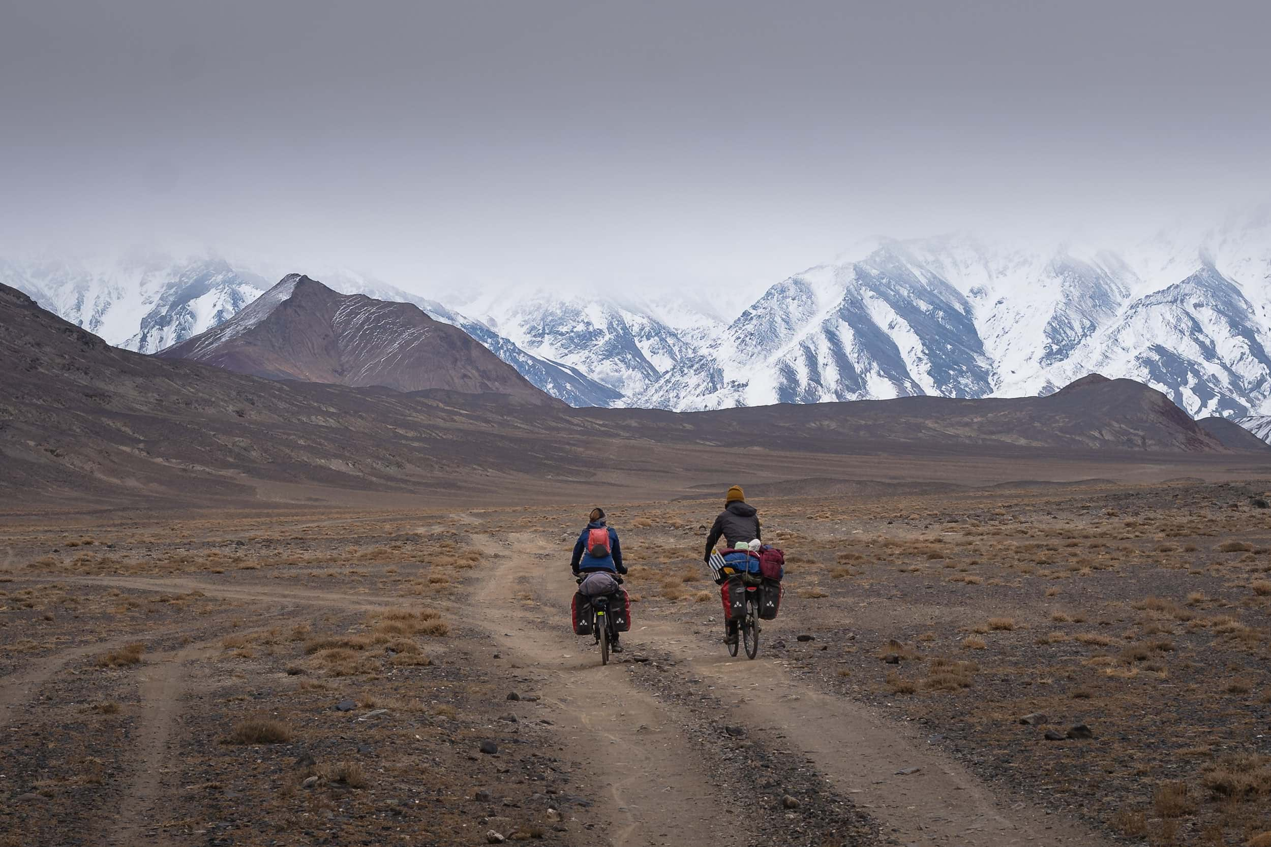 roof of the world cycling Pamir Highway